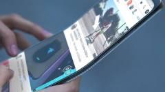 Már novemberben bemutatkozhat a Samsung összehajtható mobilja kép