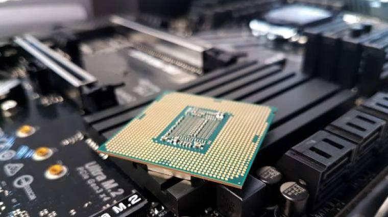 Ennyibe kerülhetnek az új Intel processzorok kép