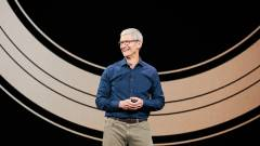 Tim Cook szerint ilyen drágán is visszük majd az iPhone-okat kép