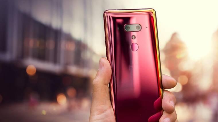 Snapdragon 855-tel és 5G-vel erősít az HTC kép