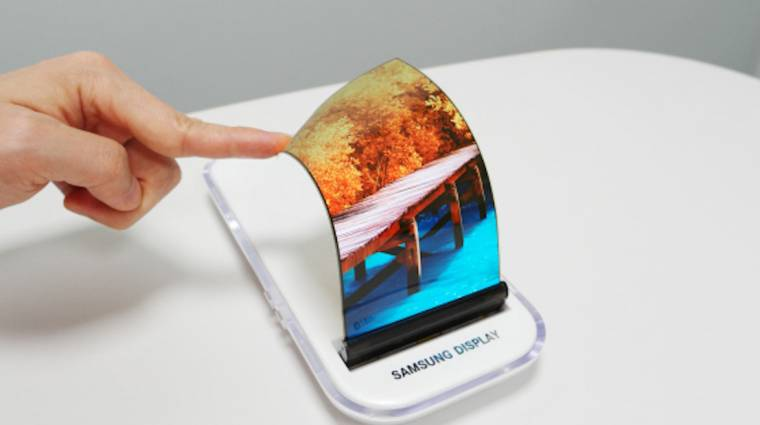 A Samsung eladja a csodakijelzőjét kép