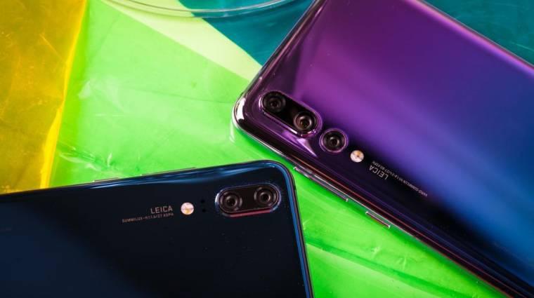 Hamarosan jön az Android 9 Pie a Huawei csúcskészülékekre kép