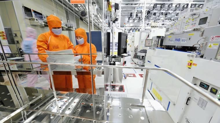 Behúzza a kéziféket a NAND- és a DRAM-piac kép
