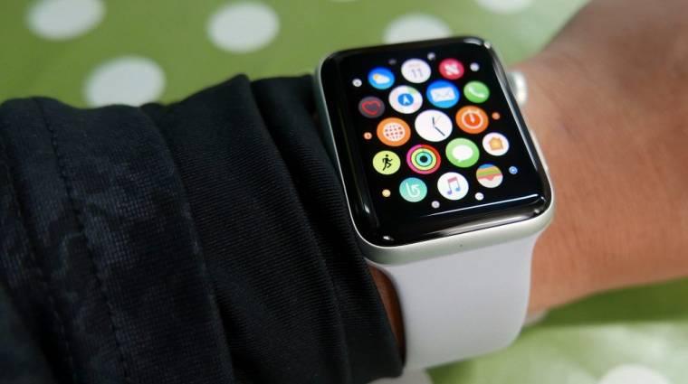 A viselhető eszközök még az iPhone-t is lenyomhatják kép
