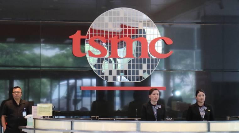 Intel processzorok gyártásába kezd a TSMC kép