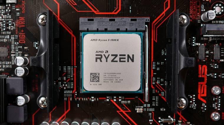 Az év végére a processzorpiac 30 százaléka az AMD kezében lesz kép