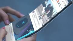 Mégis a Samsung lesz az első a hajlékony mobilok piacán kép
