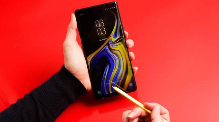 Váratlan húzással állt elő a Samsung: az olcsóbb okostelefonokba jönnek az újdonságok kép