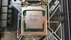 Nincs elég Intel processzor kép