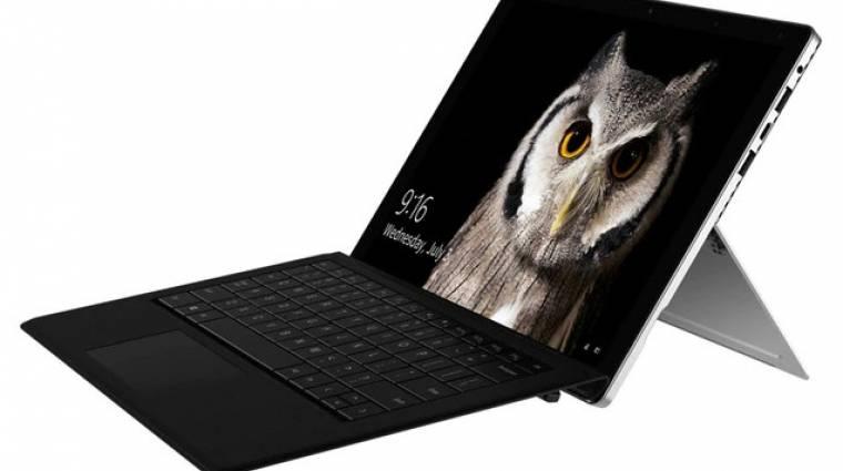 Laptopnak is jó a Chuwi legújabb táblagépe kép