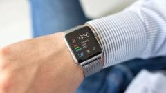 Az új Apple Watch szól, ha napszemüveg kell kép