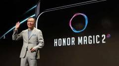 Október végén jöhet a Honor Magic 2 kép