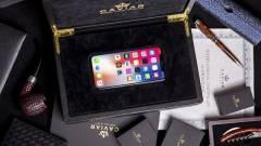 Itt a 15 000 dolláros iPhone XS Max kép