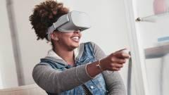 A VR-headset már nem menő kép
