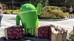 Így áll most az androidos platform kép