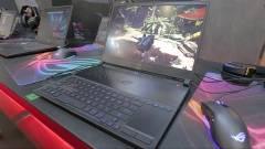 ASUS ROG Zephyrus S: videón az új, vékony gamer laptop kép