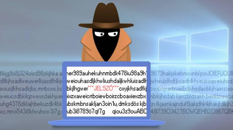 Érik a botrány: minden beírt betűnket eltárolhatja a Windows kép