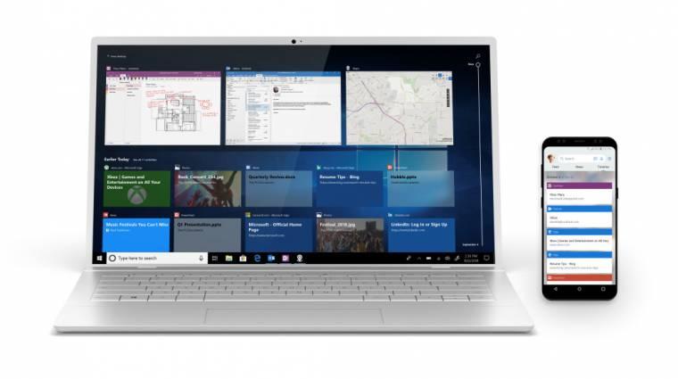 Elstartolt a Windows 10 októberi frissítése kép