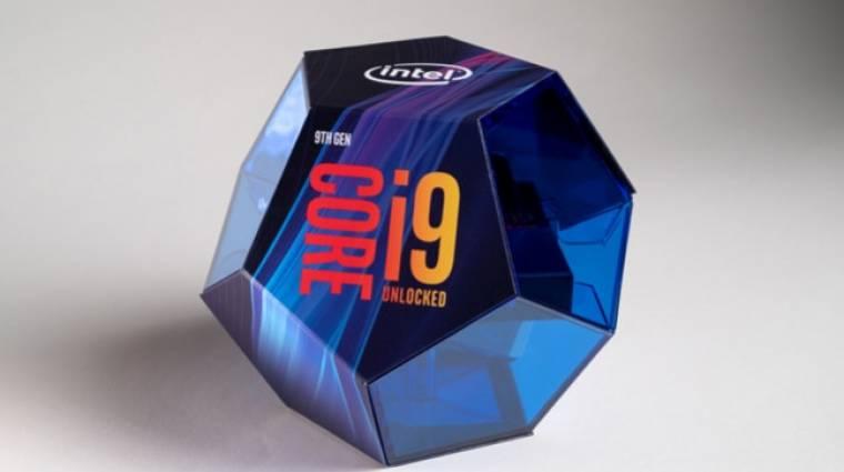 28-magos Xeon CPU társaságában debütált a Core i9-9900K kép
