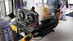 6,9 GHz-en dübörgött a Core i9-9900K kép