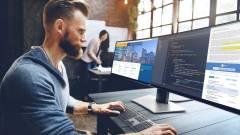 Elképesztően széles a Dell legújabb monitora kép