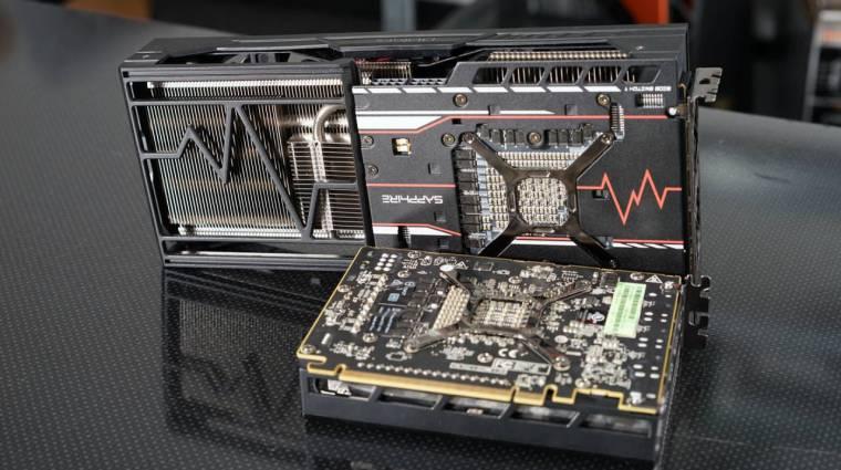 Megzuhant az AMD a gyenge GPU-eladások miatt kép
