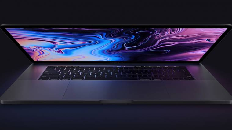 Radeon Pro Vega grafikával frissít a MacBook Pro kép