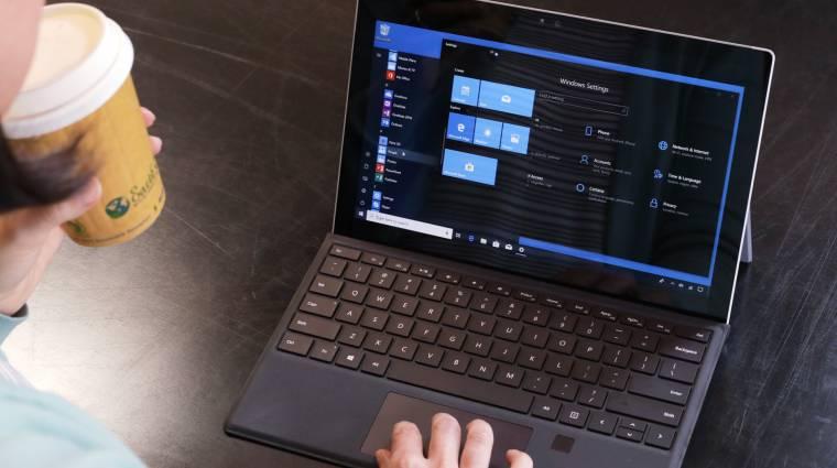 Megvan mi a gond a Windows 10 októberi frissítésével kép