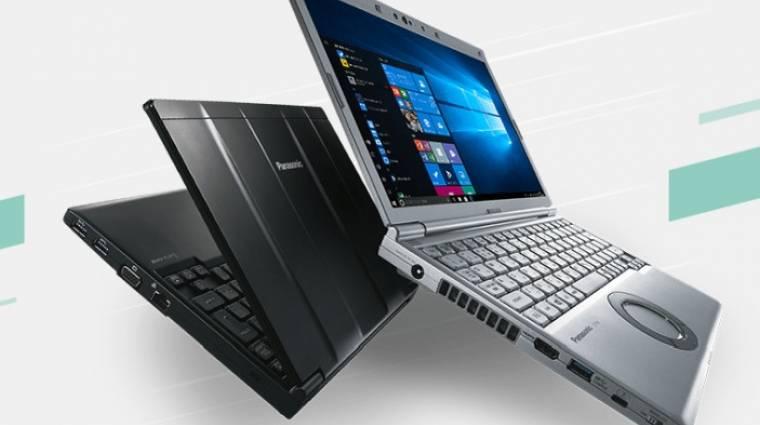 Japánban még az ilyen vastag laptop is divat kép
