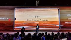 Tényleg gamereknek szól a Huawei Mate 20 X kép