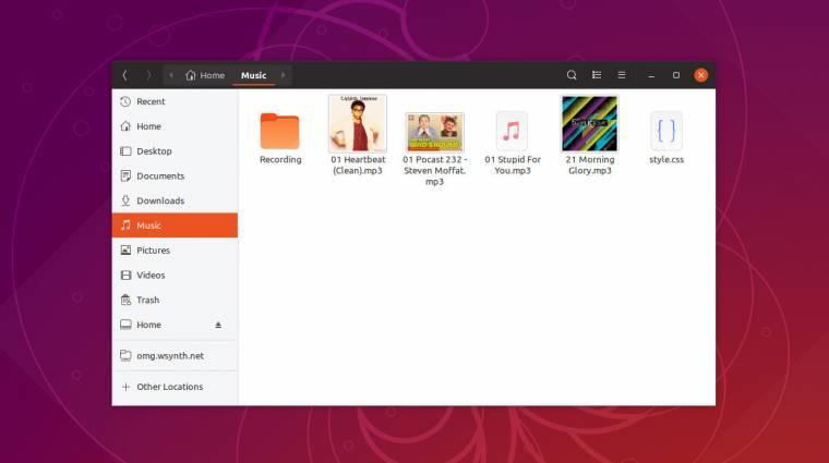Itt az Ubuntu 18.10 kép