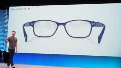 A Facebook is AR-szemüvegen dolgozik kép