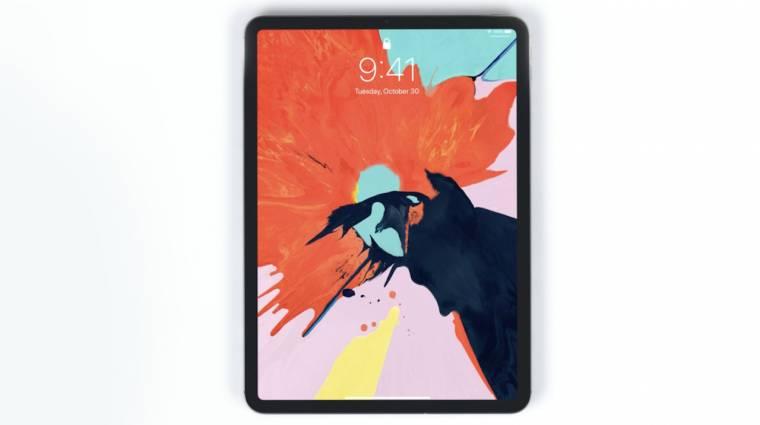 Még iPhone-t is tölt USB-C-n keresztül az új iPad Pro kép