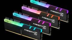 Ezekkel a memóriákkal szolgálja ki a Z390-es alaplapokat a G.Skill kép