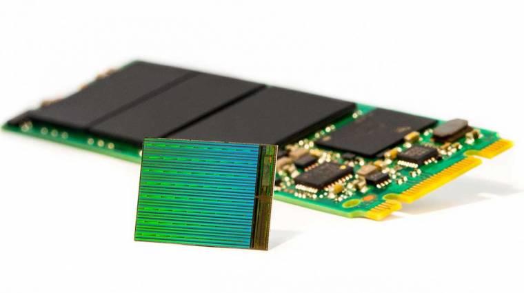 Jövőre csökken a memóriák és az SSD-k vételára kép