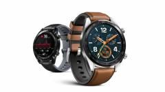 Elképesztő üzemidőt garantál a Huawei Watch GT okosóra kép