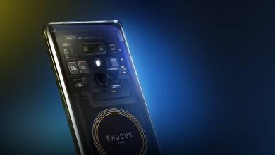 Drága és nagyon különc az HTC Exodus 1 blockchain-mobilja