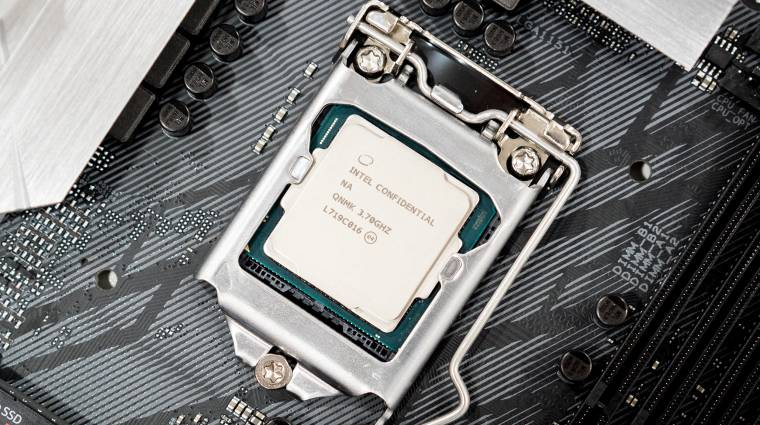 Tovább emelkedik az Intel processzorok vételára kép