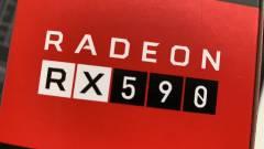 Ezt tudja az AMD Radeon RX 590 kép
