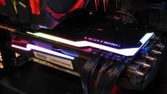 Közeledik az MSI GeForce RTX 2080 Ti Lightning Z kép