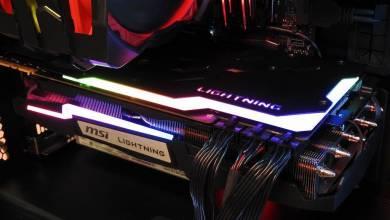 Közeledik az MSI GeForce RTX 2080 Ti Lightning Z