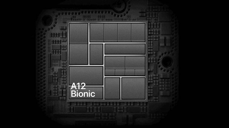 Az Apple A12 Bionic legyőzte a Huawei Kirin 980-at kép