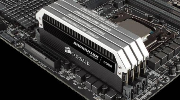 128 GB RAM-ot is kezelnek az új Intel processzorok kép