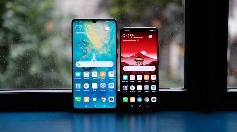 Jövőre jön az összehajtható, 5G-s Huawei mobil kép