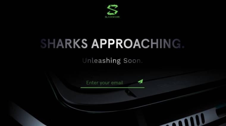 A Razer Phone 2 ellenfele lesz a Xiaomi Black Shark 2 kép