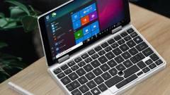 Talán nem is láttál még olyan mini laptopot, mint a One Mix 2S kép