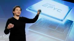 Bemutatkozott az AMD Zen 2 és az első 7 nm-es GPU kép