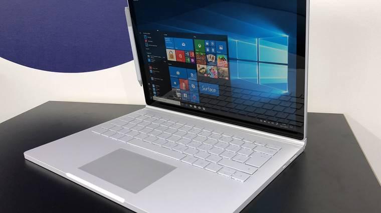 Ismét útnak indult a Windows 10 októberi frissítése kép