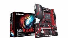 Olcsó lesz a Gigabyte B450M Gaming alaplap kép