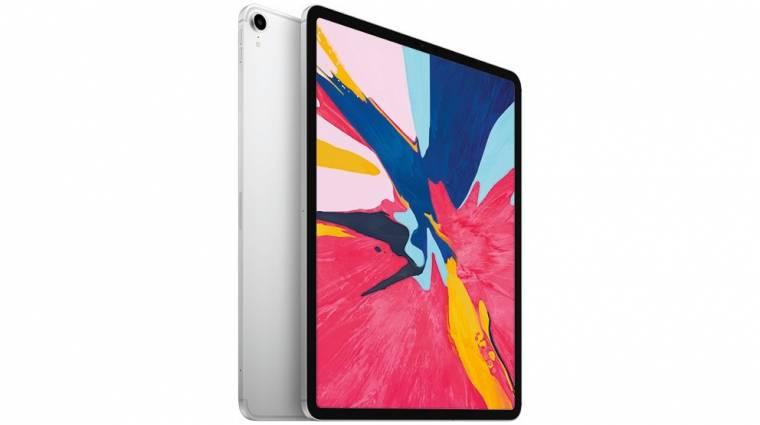 Csak a legdrágább iPad Pro táblagépben van 6 GB RAM kép